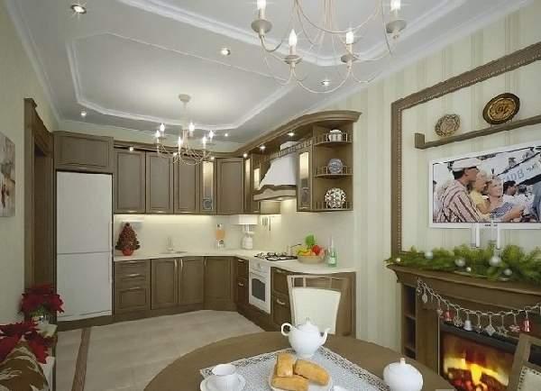 Планировки кухни-гостиной 20 кв м фото, фото 29