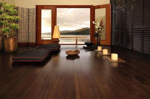 Деревянные полы в частном доме, фото 3