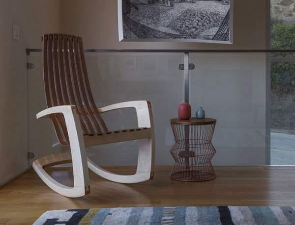 кресло качалка фото, фото 43