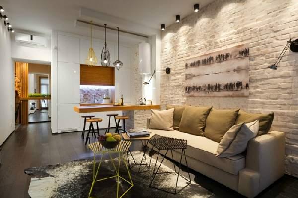 Дизайн кухни гостиной 20 кв м фото, фото 37