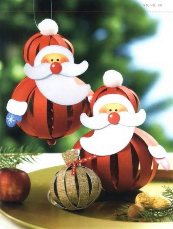 новогодняя игрушка часы своими руками на елку, фото 10