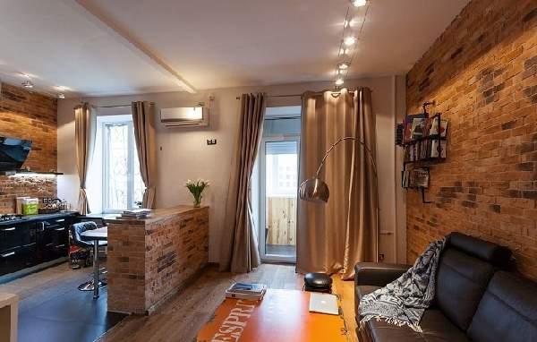 Дизайн кухни-столовой 20 кв м, фото 38