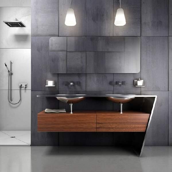 дизайнерская мебель для ванной, фото 53