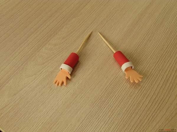 декор новогодних игрушек своими руками, фото 5
