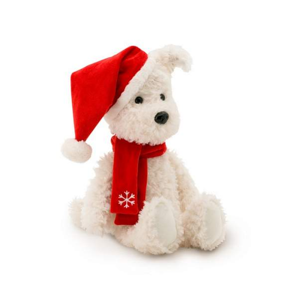 поделка новогодняя игрушка собачка своими руками, фото 4