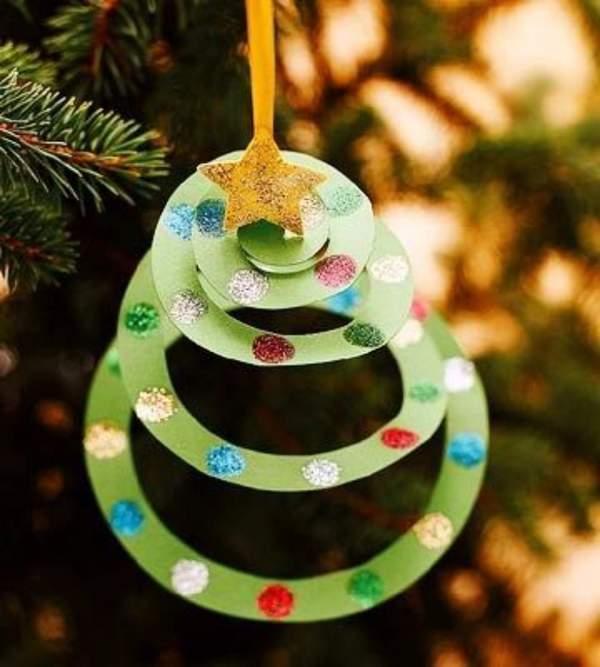 необычные новогодние игрушки своими руками на елку, фото 15