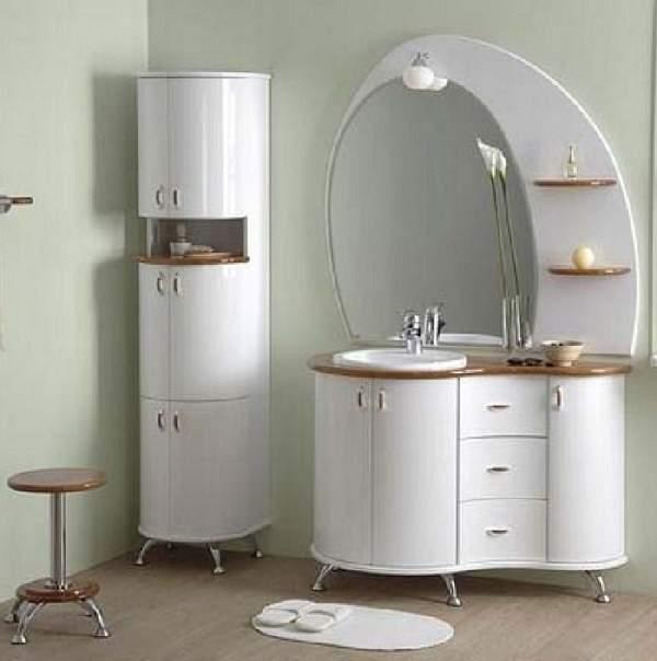 дизайнерская мебель для ванной, фото 56