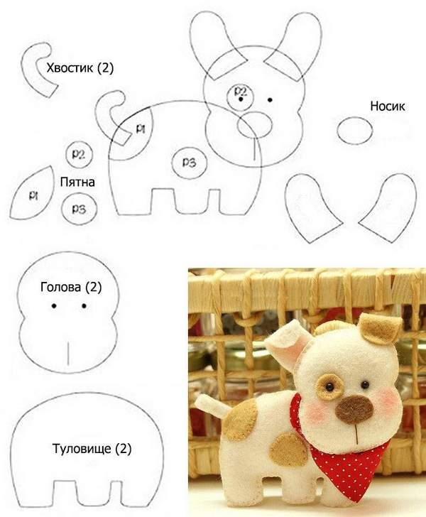 Как сделать игрушки для своей комнаты 516