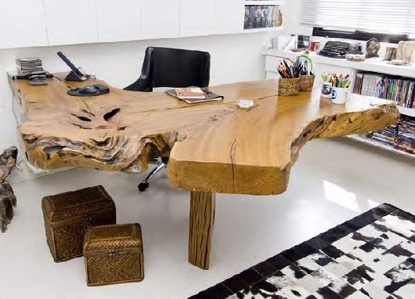 дизайнерская мебель из дерева, фото 8