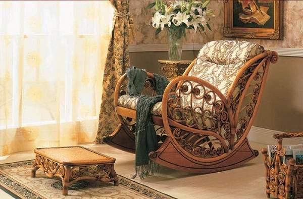 кресло качалка своими руками чертежи, фото 45