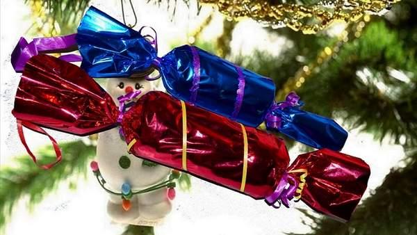 сделать новогоднюю игрушку на елку своими руками, фото 41