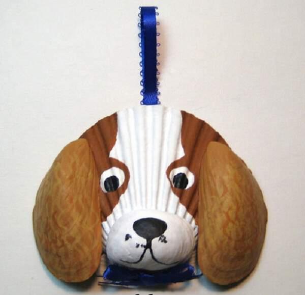новогодние игрушки своими руками год собаки, фото 30