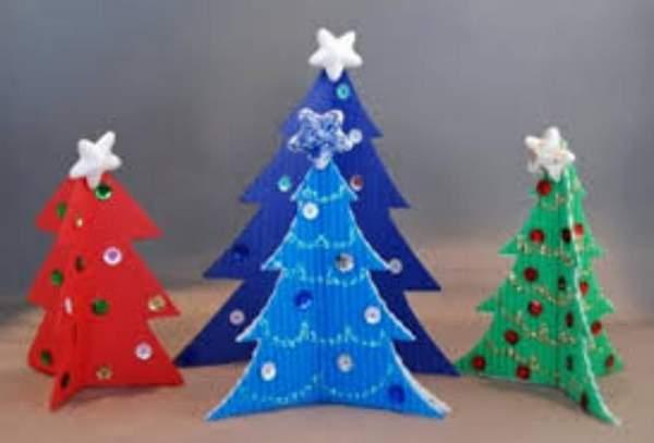 сделать новогоднюю игрушку своими руками из бумаги, фото 6