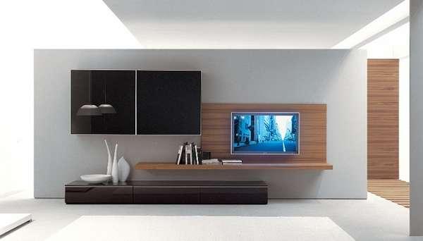 красивые стенки в гостиную в современном стиле, фото 22