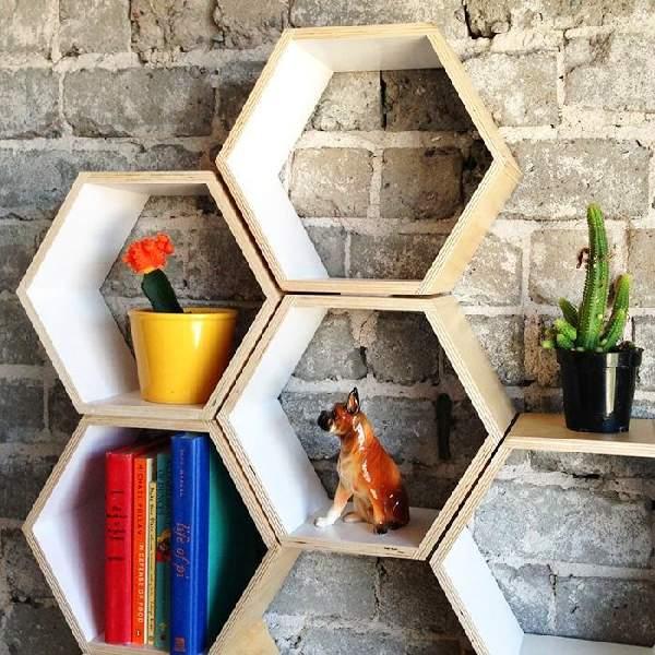 дизайнерская мебель из фанеры, фото 5