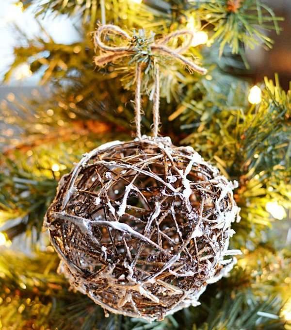 сшить новогодние игрушки на елку своими руками, фото 45