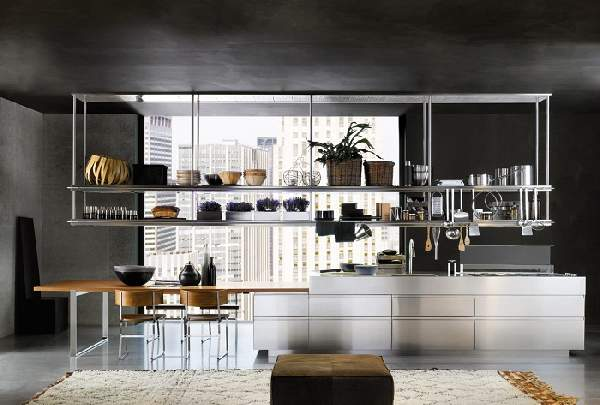 дизайнерская мебель из металла, фото 11
