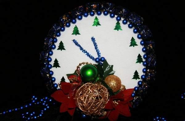 новогодние игрушки на елку своими руками фото, фото 35