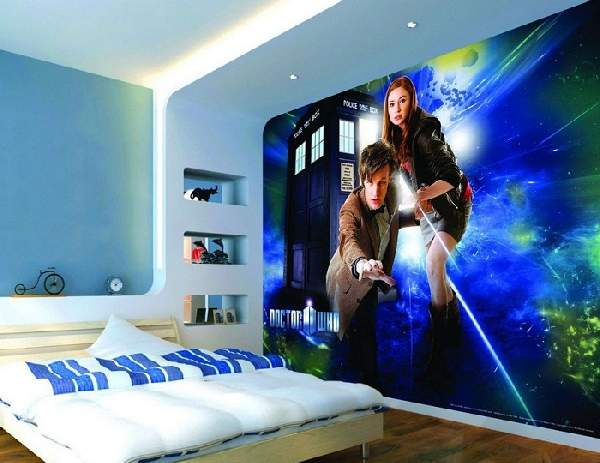 фотообои в детскую комнату для подростков, фото 22