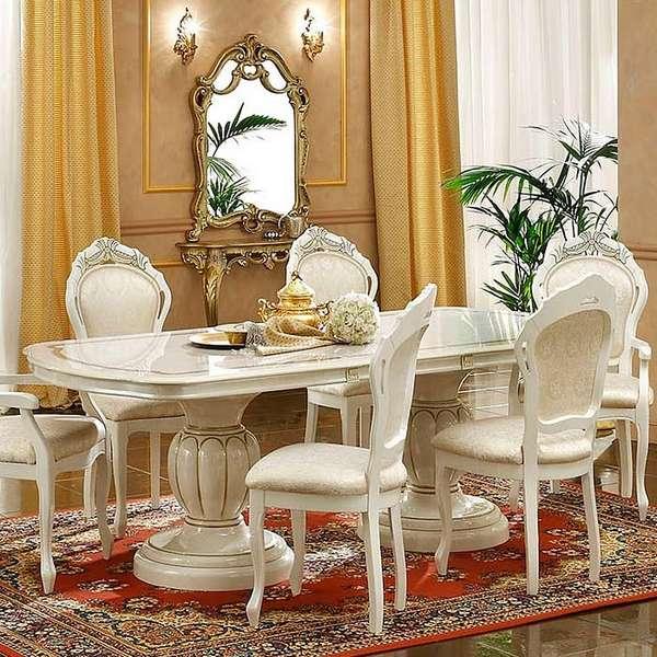 маленькие овальные столы, фото 7