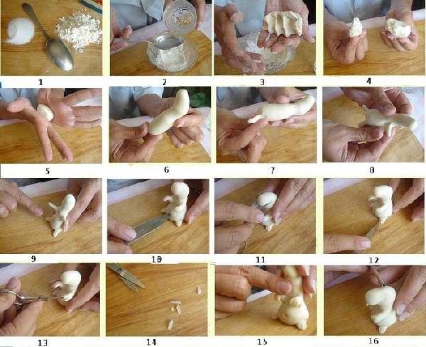 поделки из ткани своими руками, фото 25