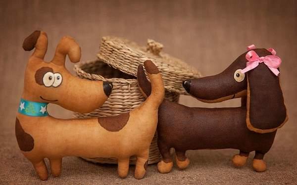 новогодние елочные игрушки своими руками, фото 4