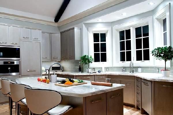 Планировка кухни гостиной 20 кв м фото, фото 27