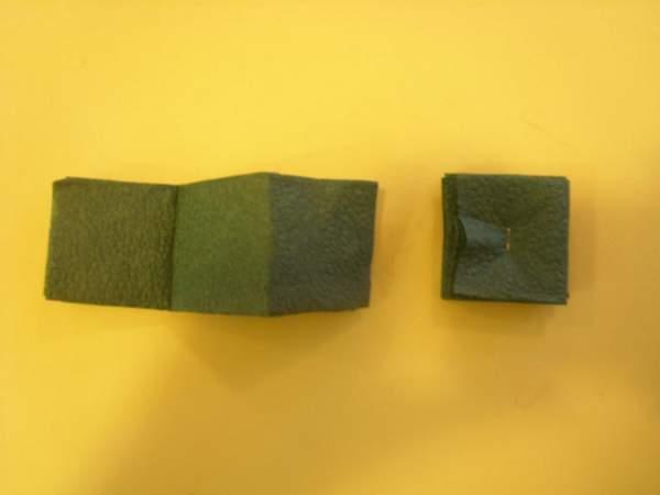 новогодние игрушки из бумаги своими руками гирлянды, фото 32