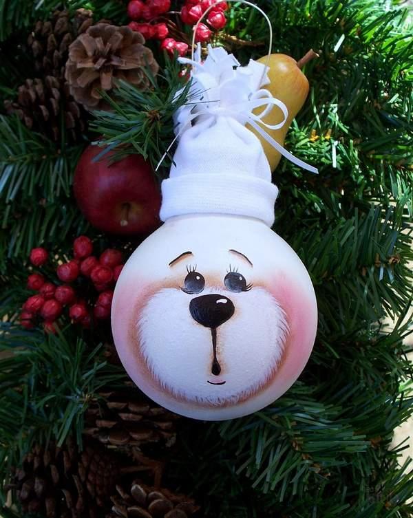 сшить новогодние игрушки на елку своими руками, фото 22