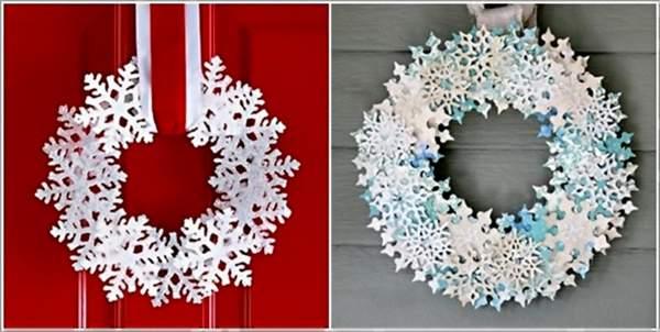 изготовление новогодней игрушки своими руками из бумаги, фото 18