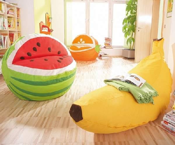 дизайнерская мягкая мебель в детскую, фото 27