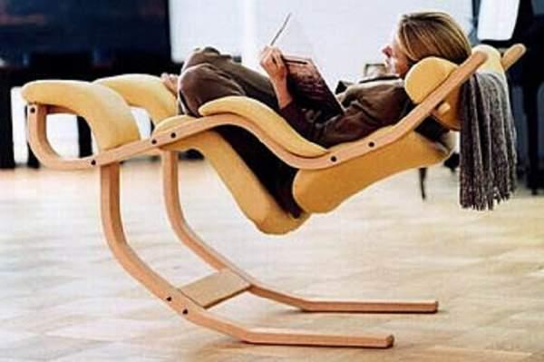 кресло качалка своими руками чертежи, фото 6