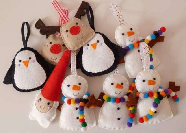 шитье новогодних игрушек своими руками, фото 7