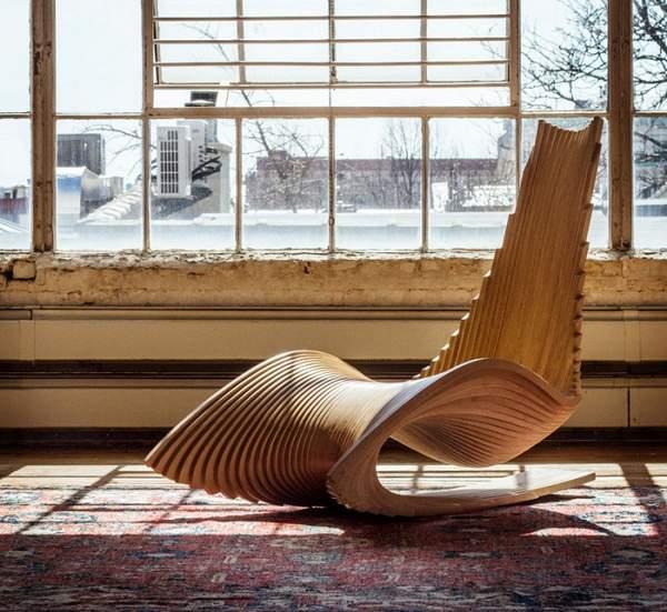 кресло качалка, фото 40