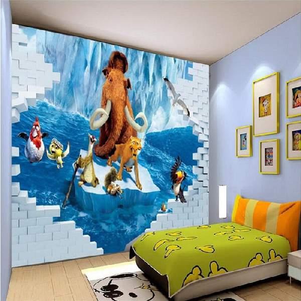 фотообои для детской спальни, фото 8