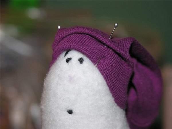 как сделать новогоднюю игрушку своими руками поэтапно, фото 34