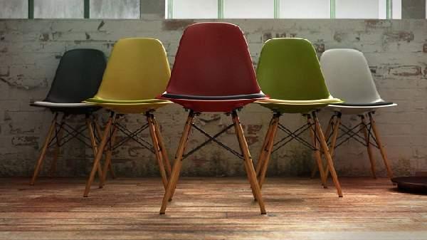 подушки для стульев eames, фото 28