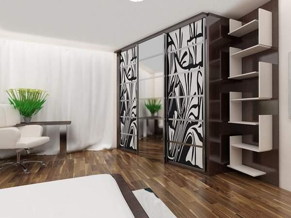 как грамотно расставить мебель в однокомнатной квартире, фото 10
