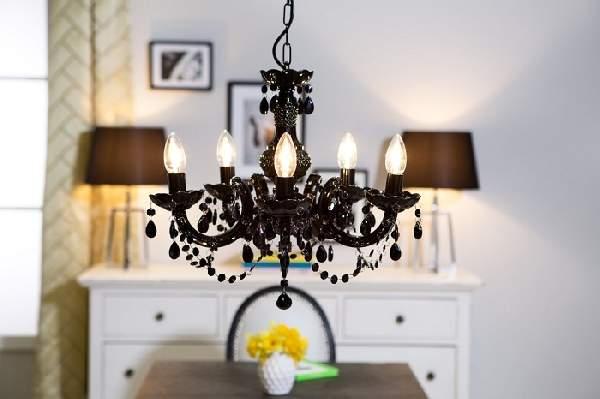 светильники настенно-потолочные люстры, фото 12