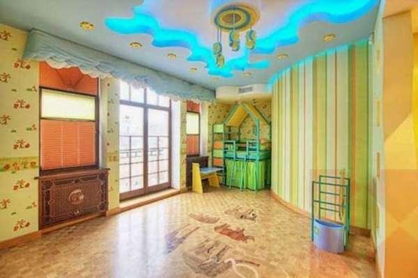 фигурные потолки из гипсокартона, фото 27