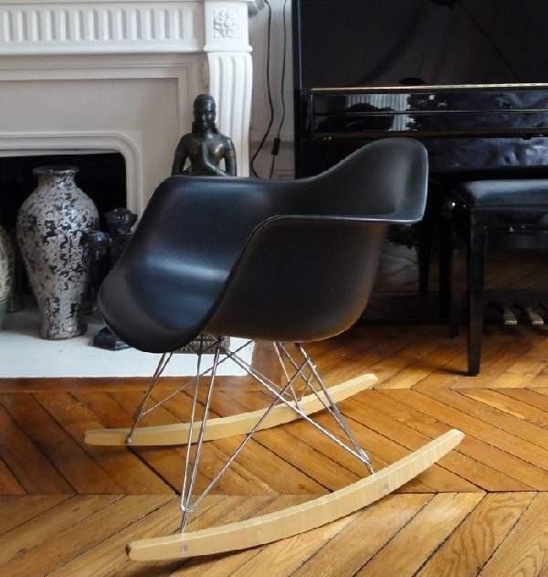 стул eames черный, фото 18