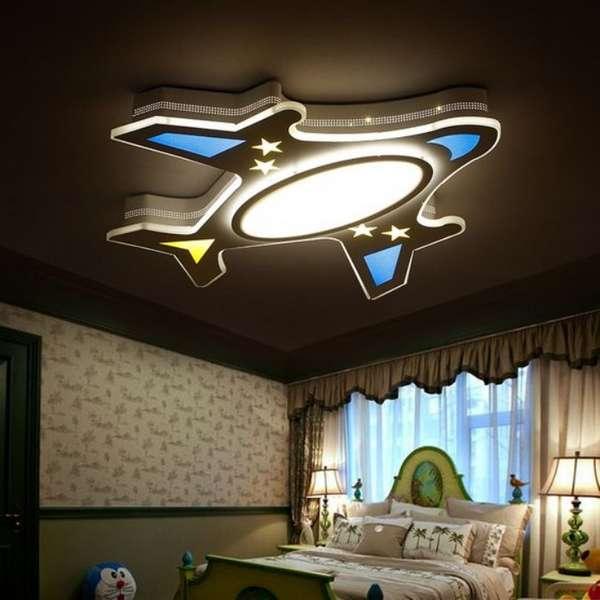 фигурные потолки из гипсокартона, фото 29