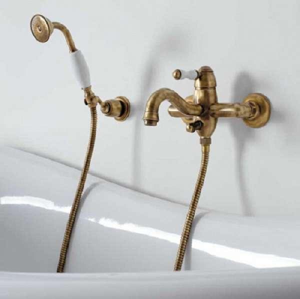 смесители для ванны бронза, фото 6