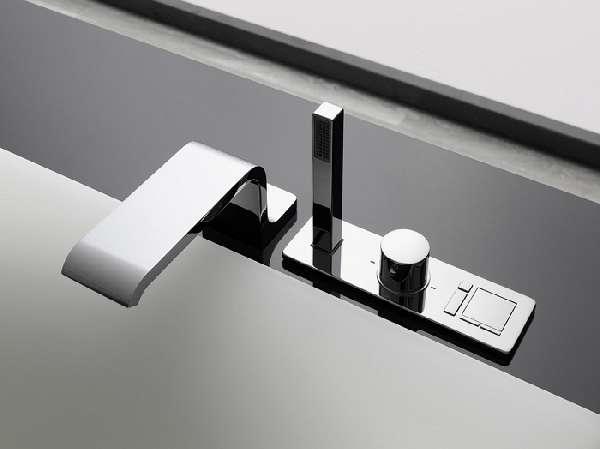 смеситель для ванны с душем, фото 2