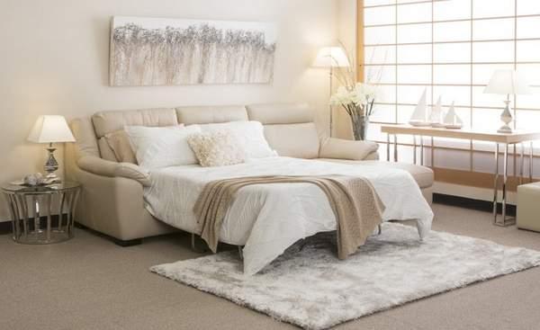как расставить мебель в однокомнатной квартире компактно, фото 17