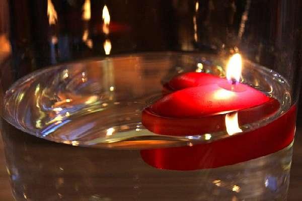 идеи декора для романтического вечера, фото 2
