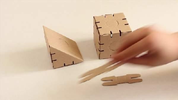 поделки из цветной бумаги своими руками, фото 18