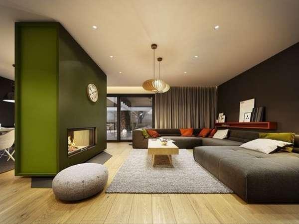 красивые потолки из гипсокартона, фото 3