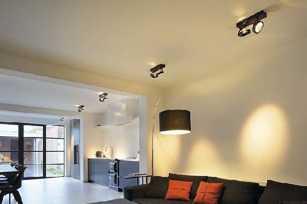 светильники споты настенно-потолочные, фото 10