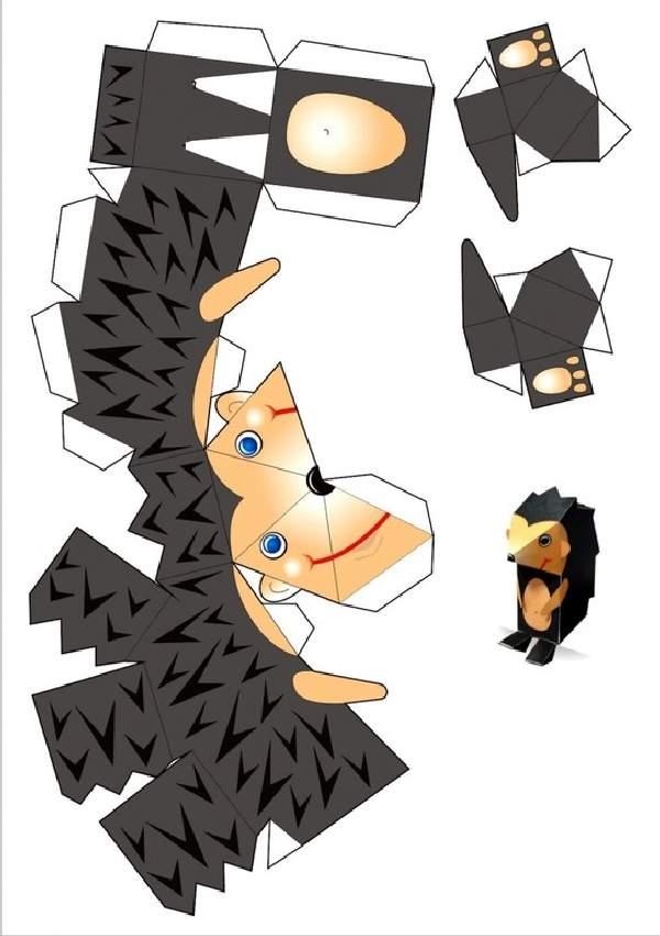 поделки из бумаги своими руками, фото 23